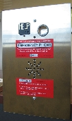 Dialink ADA Elevator Phone - Flush - Stainless Steel